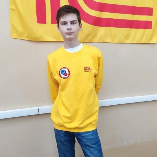 Ученик из школы №657 занял 3 место на конкурсе среди студентов...