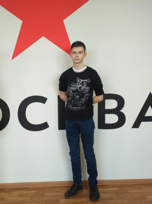 Выход ученика на Чемпионат России