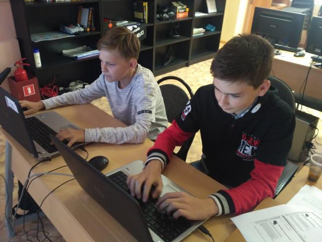 Юные программисты в 1С:Предприятие 8