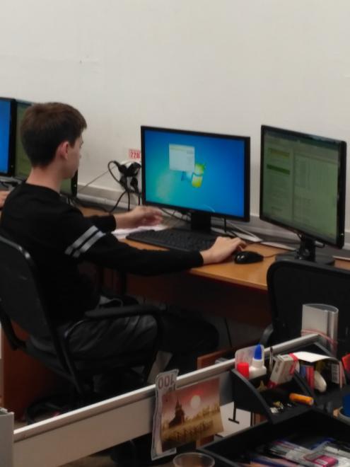 Ученик Даниил Поминов занял 2 место в квалификационном отборе