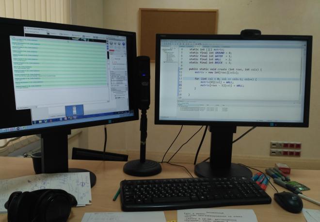Ученикам в 1С:Клубе программистов