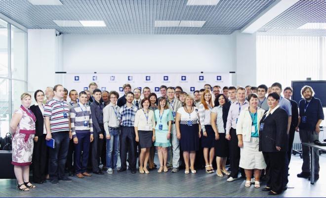 Начало работы в IT-Школе Samsung