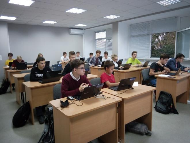 IT-ШКОЛА SAMSUNG. Начало учебного года