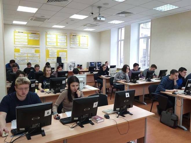 Победа ученика на открытом чемпионате фирмы 1С 26-28 февраля